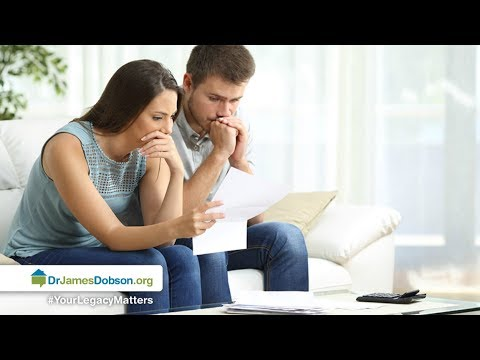 Resolving Money Conflicts in Marriage – Part 2 with Dr. James Dobson's Family Talk | 4/12/2018