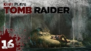 Let's Play Tomb Raider (2013) PC - 16 - Manatee Scratches