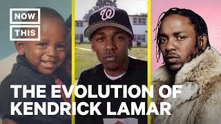 The Evolution of Kendrick Lamar | NowThis