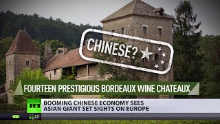 Europe slowly becoming Chinese