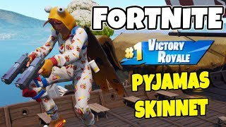 UNLOCKED the PYJAMAS SKIN in FORTNITE Duo with SoffanFFS