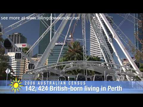 Move to Australia - Area Feature of Perth and Mandurah - Western Australia