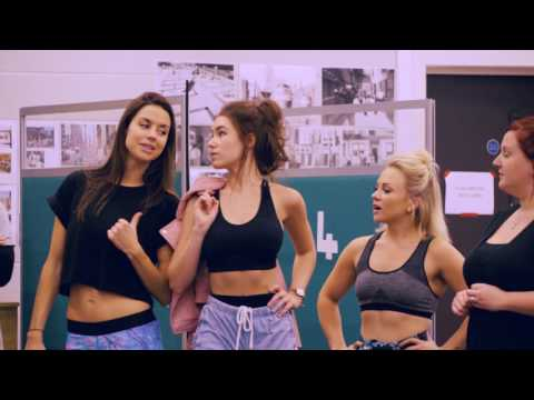 Grease The Musical : In Rehearsals