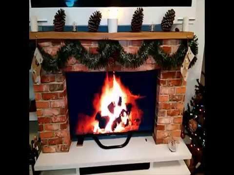 Chimenea youtube - Hacer chimenea decorativa ...