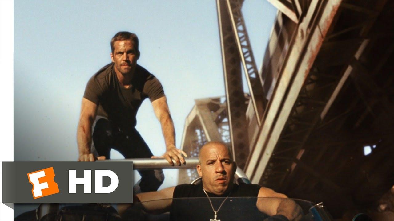 Fast Five 2 10 Movie CLIP