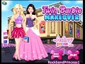 Barbie Games - Twin Barbie Makeover Game