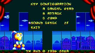 Dynamite Headdy - Dynamite Headdy: Level 2 Boss Music (Dance Of The Nut Cracker Sweet - User video