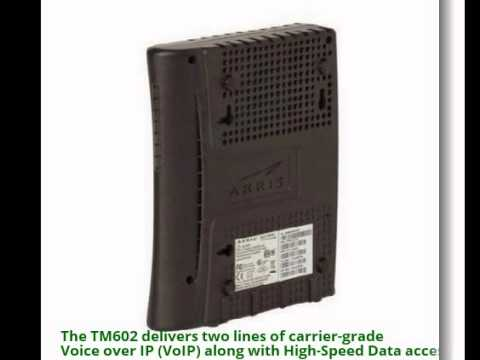 ARRIS TOUCHSTONE TELEPHONY MODEM TM602 DRIVERS WINDOWS XP