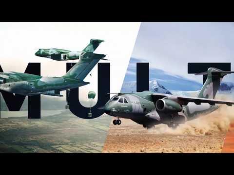 #KC390: #Embraer e #FAB - Um projeto grandioso