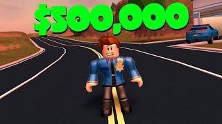 NEW HIGH PAY SHERIFF JOB! (Roblox Jailbreak)