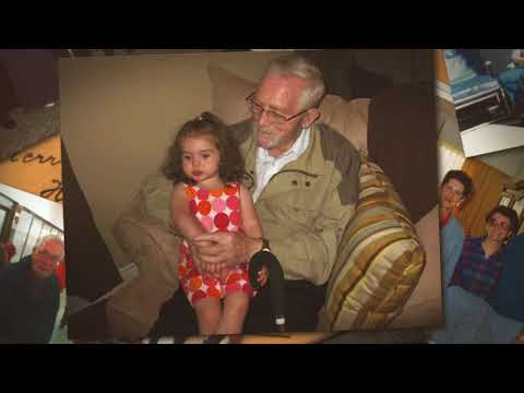 Grandpa's Birthday Slideshow