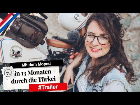 TRAILER - Mit dem Mofa durch die Türkei   Mein grösstes Abenteuer
