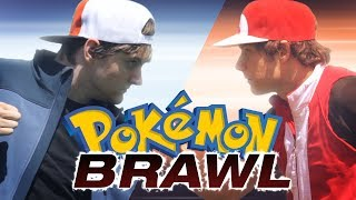 Pokemon Trainer Brawl