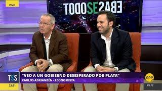 Todo Se Sabe │Análisis económico del gobierno de Pedro Pablo Kuczynski