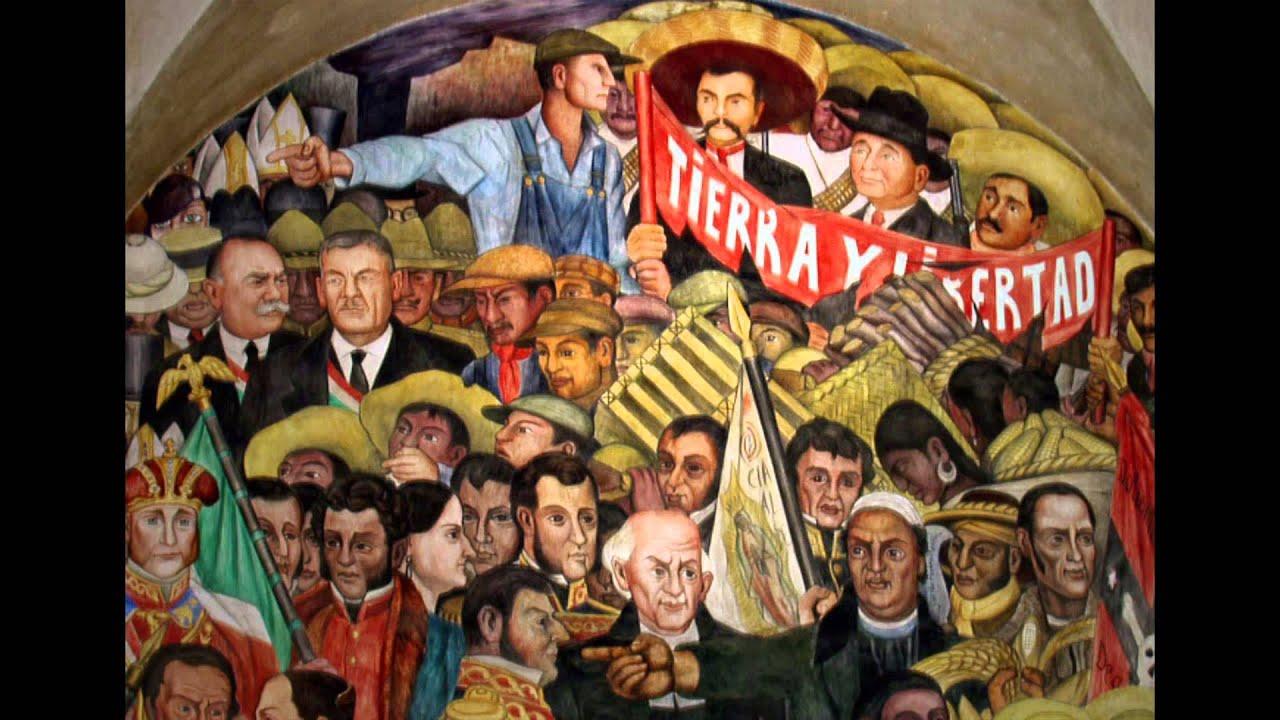 La revolución mexicana clase literatura 1900-1950 - YouTube