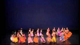 第四十七屆學校舞蹈節 芭蕾舞比賽 - 聖公會聖提摩太小學 20110121