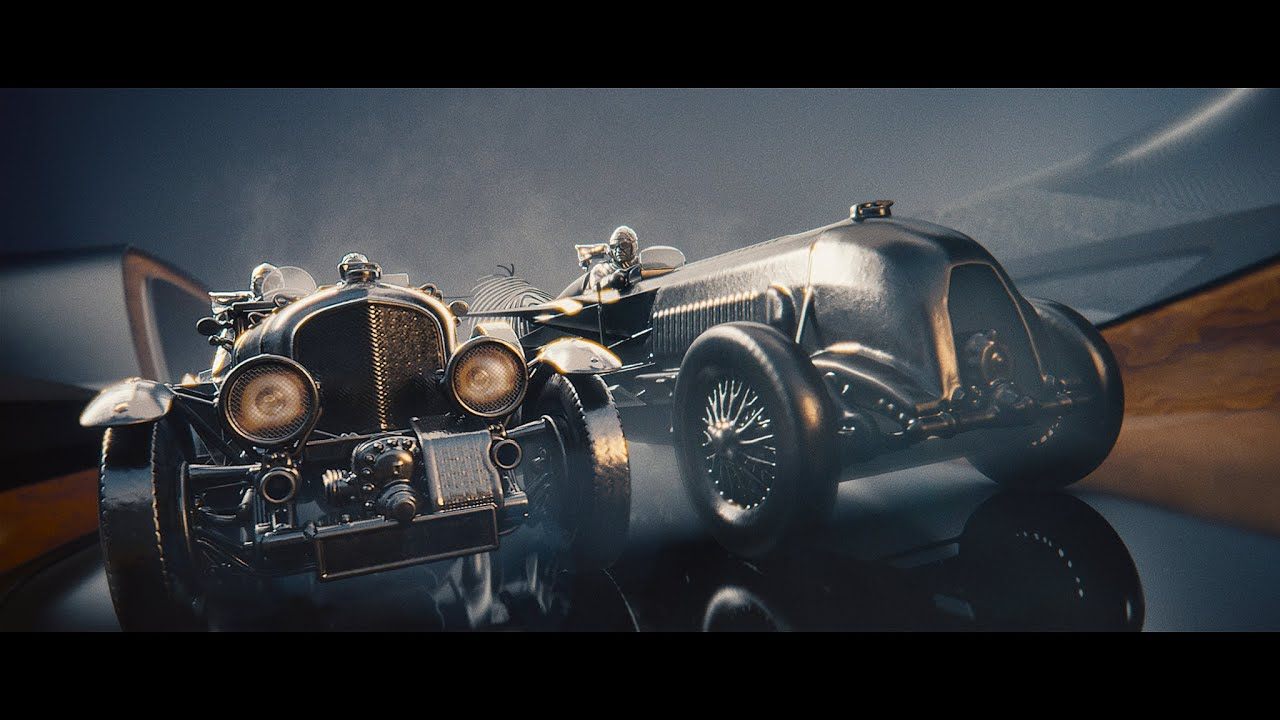 Together we are Extraordinary: The Story of Bentley Motors