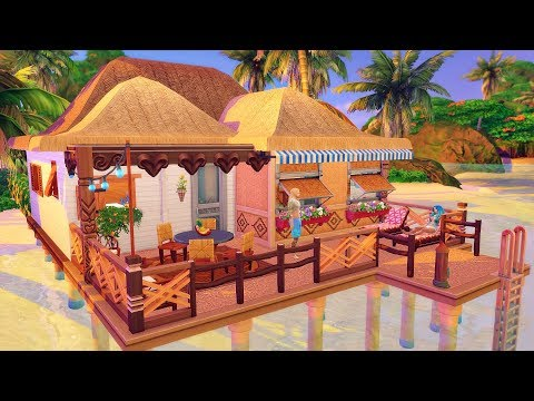 BUNGALOW | ON VISITE ? 🏡 | Les Sims 4 FR