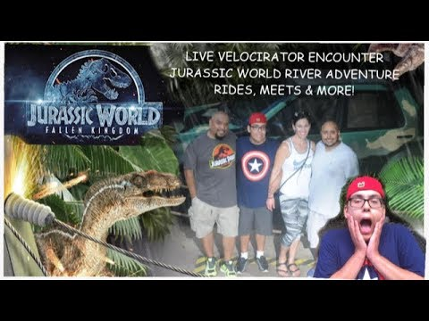 What's New at Universal Studios Islands of Adventure HARRY POTTER & JURASSIC PARK FULL RIDE POV More