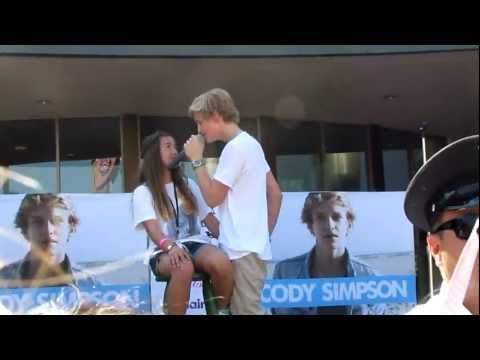 Cody Simpson - Not Just You [Serenades a short fan]