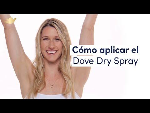 Dove Dry Spray Antiperspirant (Spanish)