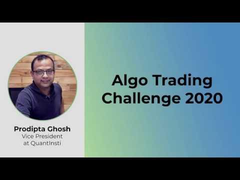 Algo Trading Challenge 2020