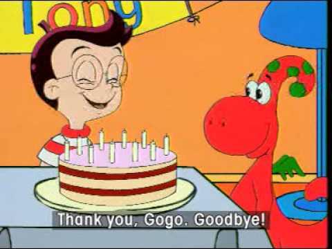 Gogo loves English 1  Unit 10