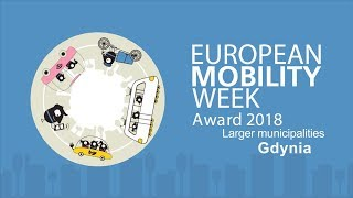 Gdynia, finalist of the EUROPEAN MOBILITY WEEK Award 2018 for larger municipalities thumbnail