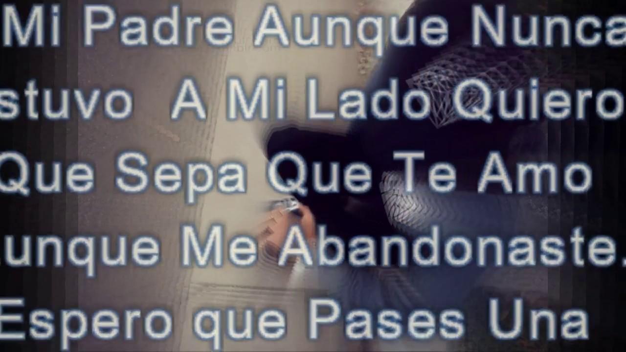 Neftali La Cancion Mas Triste Del Mundo Para Dedicarle A Tu Padre
