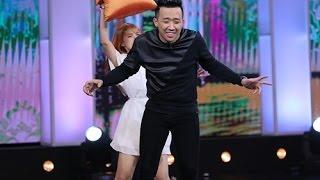 Khởi My đánh Trấn Thành vì ghen với Hari Won(Tin tức Sao Việt)