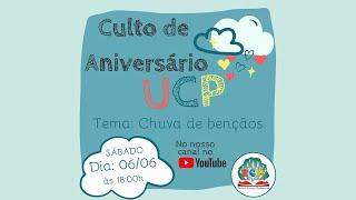 Culto Aniversário UCP