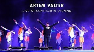 Artem Valter - Husher/Pari Nopa/Origami/Tashi Tushi (CONIFA ARTSAKH 2019 Opening) [Live]