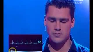 Death in a live TV show   Scary moments!   Video Dailymotion
