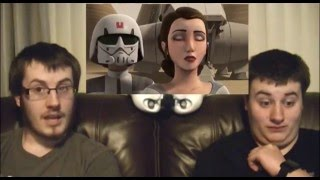 Star Wars Rebels Reaction Season 2 Episode 11