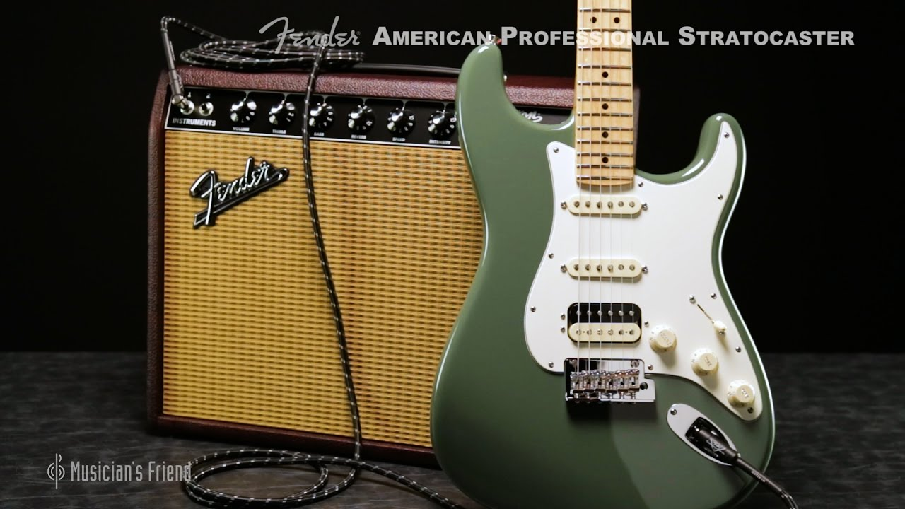Tim Shaw of Fender talks American Professional Pickup Design