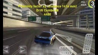 Mon talent de drifter (Real Drift)