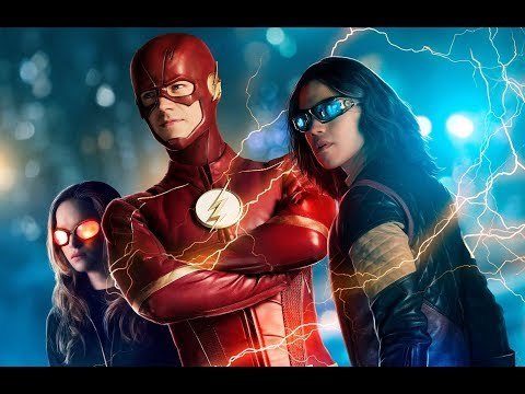 The Flash ⚡ Barry Needs To Think Fast ⚡ Hoobastank - The Reason