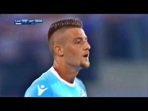 Sergej Milinković-Savić vs. Inter Milan (May 20, 2018) HD