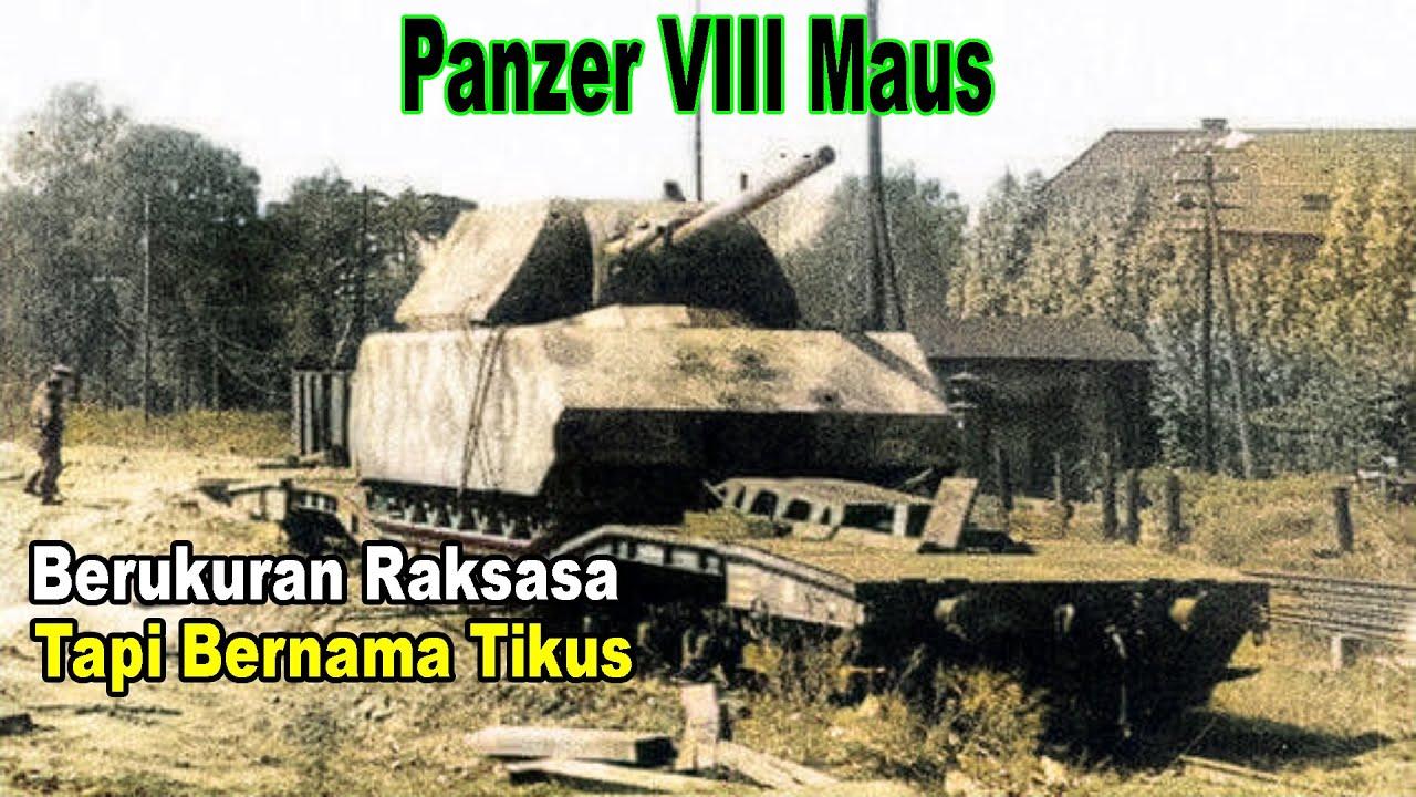 Disebut Sebagai Senjata Ajaib, Nyatanya Tank Ini Dianggap Cacat Secara Desain