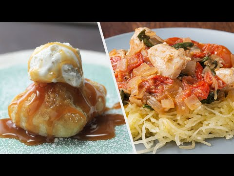 5 Delectable Recipes Perfect For Fall •Tasty