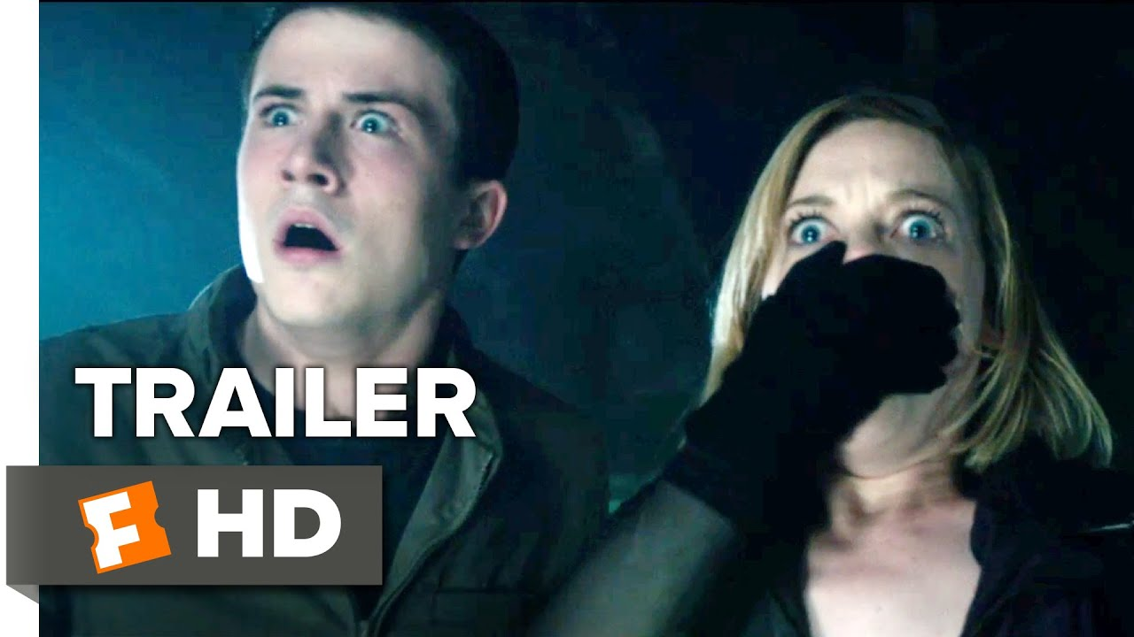 Dont Breathe ficial Trailer 1 Horror Movie HD