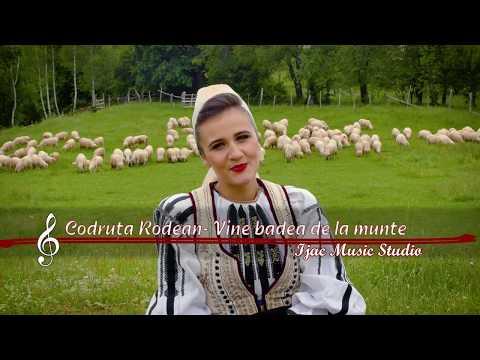 Codruta Rodean - Vine badea de la munte - NOU !!!