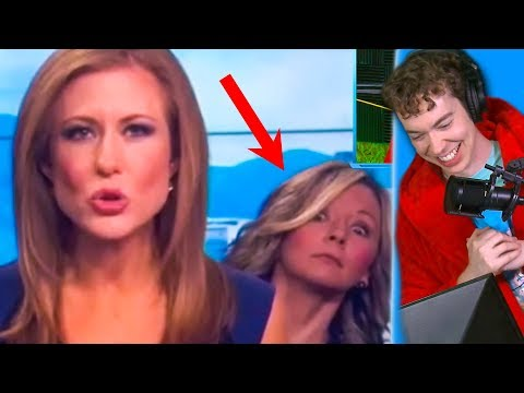 PERFECT NEWS BLOOPERS! | PIN #3