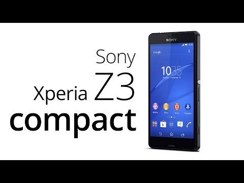 Sony Xperia Z3 Compact (recenze)