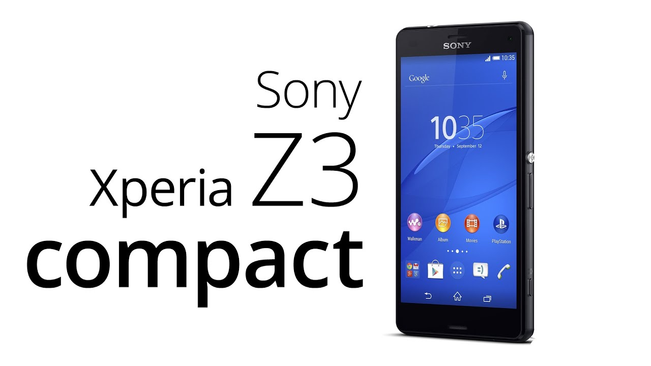 sony xperia z3 compact recenze youtube. Black Bedroom Furniture Sets. Home Design Ideas