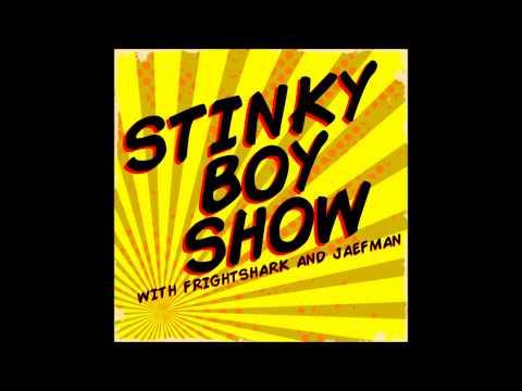 Stinky Boy Podcast Episode 3 - BACKWARDS SHORTS