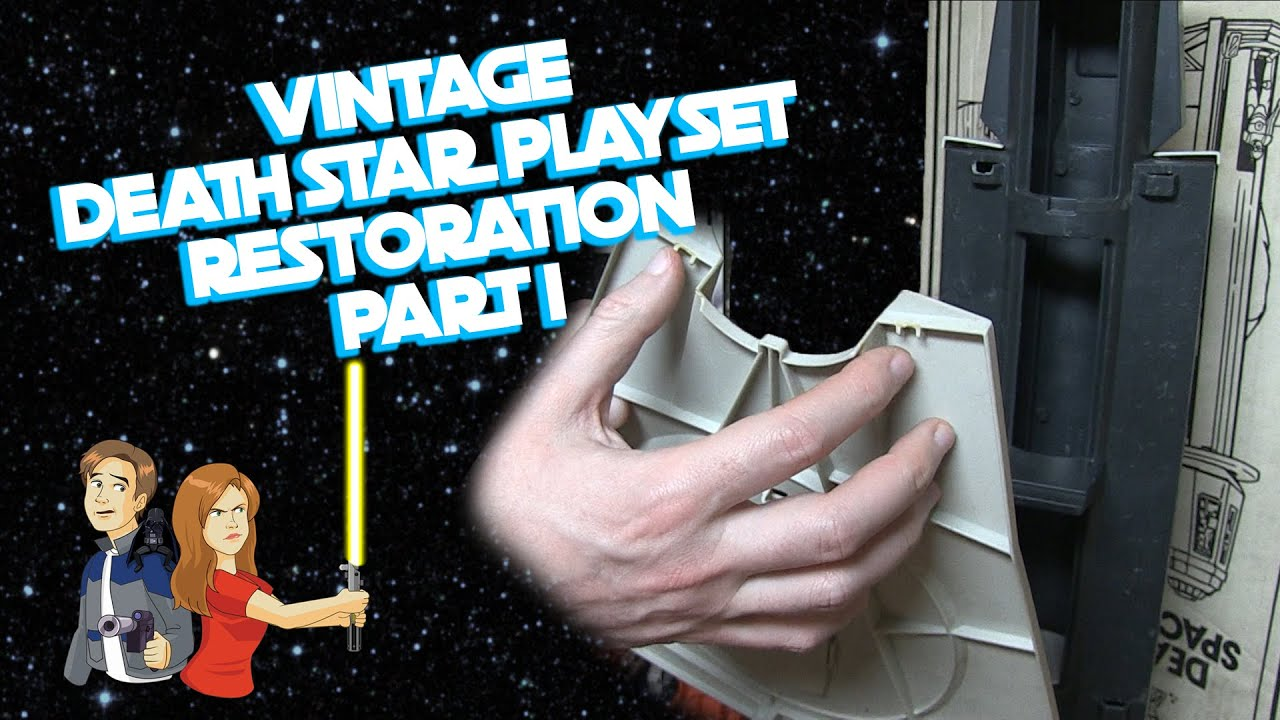 Theme.... consider, We buy vintage star wars parts