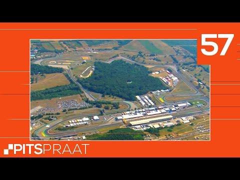 Een ode aan de Hungaroring | PITSPRAAT - AFL. 57 |
