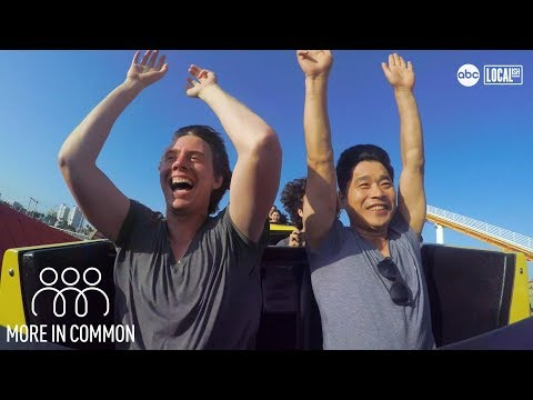 North Korean Refugee Rides His First Roller Coaster & Finds Love In The USA   More In Common