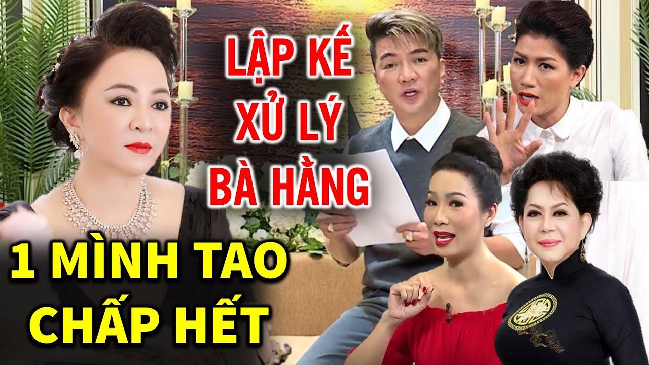 Lộ Group Chat Nghệ Sĩ đang kêu gọi Ký Đơn Kjện Bà Phương Hằng
